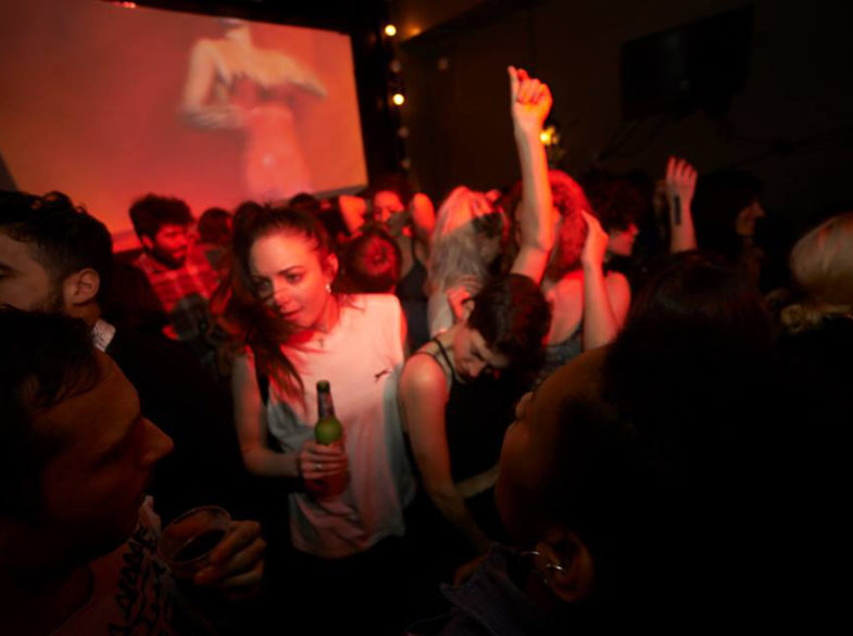 Lemon Juice [Queer party], with Beyond Beyond and previously GJRL collective. Various venues, London 2014-2019